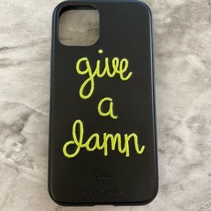 "Sonix Accessories - Sonix ""Give A Damn"" iPhone Case XS, 11 Pro, X"